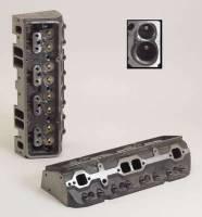 Cast Iron Cylinder Heads - SB Chevy - Dart Cast Iron Cylinder Heads - SBC - Dart Machinery - Dart SB Chevy 200cc I/E Platinum Head 72cc S/P 2.02/1.60