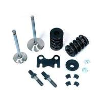 "Cylinder Head Parts & Accessories - Cylinder Head Parts Kits - Dart Machinery - Dart Cylinder Head Parts Kit - SB Chevy - 2.02"" Intake, 1.60"" Exhaust - 1.250"" Single Valve Springs"