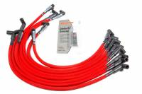 Spark Plug Wires - Performance Distributors Live Wires - Performance Distributors D.U.I. - D.U.I. Live Wires Plug Wire Set - SB Chevy - Over Valve Covers, 90° Boots