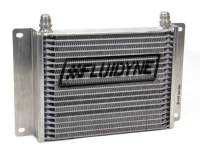 "Rear End Parts & Accessories - Oil Coolers - Rear End - Fluidyne - Fluidyne Transmission, Rear End Cooler - 11"" x 8"" x 2"""