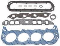 Chevrolet 2500/3500 - Chevrolet 2500/3500 Gaskets and Seals - Edelbrock - Edelbrock Cylinder Head Gasket Set - Includes Intake, Exhaust, Head, Waterneck, Distributor, Valve Cover Gaskets