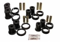 Street Performance USA - Energy Suspension - Energy Suspension Control Arm Bushing Set - Black