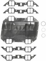 """Engine Gaskets and Seals - Valley Pan Gaskets - Fel-Pro Performance Gaskets - Fel-Pro BB Chrysler Intake Gaskets Port Size 1.23"""" x 2.27i"""