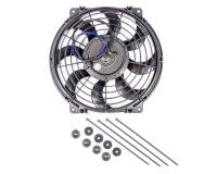 "Cooling & Heating - Flex-A-Lite - Flex-A-Lite 12"" S-Blade Pusher, Puller Electric Fan - CFM: 925 - Amp Draw: 7.7"