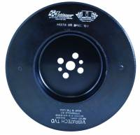 Harmonic Balancers - Harmonic Balancers - Dodge Cummins - Fluidampr - Fluidampr Dodge 5.9L Cummins 9-3/4 Harmonic Damper - SFI