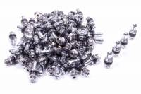 Valve Stems and Components - Valve Stems - Gorilla Automotive Products - Gorilla Automotive Inner-Mount Valve Stem Bolt-On Steel Chrome - Set of 100