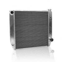 "Cooling & Heating - Griffin Thermal Products - Griffin Pro Series Aluminum Radiator - 19"" x 22"" x 3"" - Chevy"