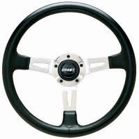 """Street Performance / Tuner Steering Wheels - Grant Collector's Edition Steering Wheels - Grant Steering Wheels - Grant Collectors Edition Steering Wheel - 14"""" - Black"""