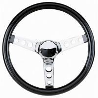 """Street Performance / Tuner Steering Wheels - Grant Classic Steering Wheels - Grant Steering Wheels - Grant Classic Cruisin' Steering Wheel - 13 1/2"""" - Black"""