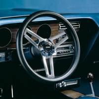 """Street Performance / Tuner Steering Wheels - Grant Classic Steering Wheels - Grant Steering Wheels - Grant Classic 5 Steering Wheel - 14 1/2"""" - Black"""