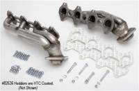 Shorty Headers - Ford 5.4L Modular V8 Shorty Headers - Hedman Hedders - Hedman Hedders HTC Stainless Steel Hedders - 04-08 F-150 / 05-10 F-250/350 Super Duty /