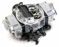 Carburetors - Street Performance - Holley Double Pumper Model 4150 Carburetors - Holley Performance Products - Holley 850 CFM Ultra Double Pumper Carburetor - Silver/Black