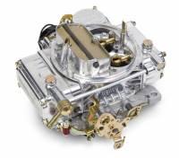 Street and Strip Carburetors - Holley Model 4160 Non-Adjustable Float Carburetors - Holley Performance Products - Holley Performance Carburetor 750 CFM 4160 Aluminum Series
