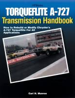 Books, Video & Software - Drivetrain Books - HP Books - Torqueflite A-727 Transmission Handbook