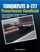 Books, Video & Software - Drivetrain Books - HP Books - Torqueflite A-727 Transmission Handbook
