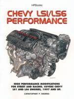 Engine Books - Chevrolet Engine Books - HP Books - Chevy LS1/LS6 Perform.