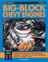 Engine Books - Chevrolet Engine Books - HP Books - Rebuild BB Chevy