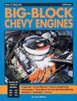 Engine Books - Chevrolet Engine Books - HP Books - Rebuild BB Chevy