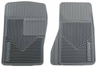 Ford Mustang (4th Gen 94-04) - Ford Mustang (4th Gen) Interior and Accessories - Husky Liners - Husky Liners Heavy Duty Floor Mat - Gray