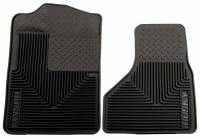 Ford F-250 / F-350 - Ford F-250 / F-350 Interior and Accessories - Husky Liners - Husky Liners Heavy Duty Floor Mat - Black