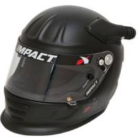 Safety Equipment - Helmets - Impact - Impact Air Draft OS20 Helmet  X- - Large - Flat Black