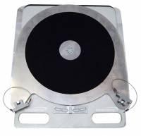 "Chassis Set-Up Tools - Turn Plates - Intercomp - Intercomp Mechanical Turn Plates (Set of 2) - 13"" x 15"" x 1.5"""