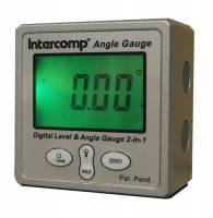 Measuring Tools & Levels - Angle Finders & Levels - Intercomp - Intercomp Digital Angle Gauge