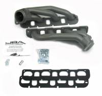 "Recently Added Products - JBA Performance Exhaust - JBA Performance Exhaust Surface Headers 1-3/4"" Primary 2-1/2"" Collector Stainless - Titanium Metallic Ceramic"