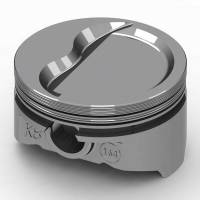 "KB Performance Pistons - KB Performance Pistons KB Series Piston Hypereutectic 4.040"" Bore 1/16 x 1/16 x 3/16"" Ring Grooves - Minus 19.0 cc"