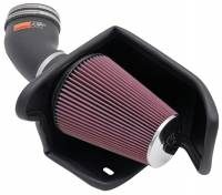 Air & Fuel System - K&N Filters - K&N 57 Series FIPK Air Intake System - Ford Fullsize Truck 2001-2004