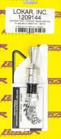 "Drivetrain - Lokar - Lokar Anchor-Tight Locking Flexible Transmission Dipstick - 3"""