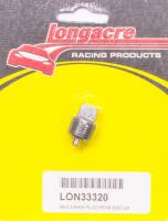 "Engine Components - Longacre Racing Products - Longacre Magnetic Drain Plug - 3/8"" NPT"