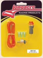 Gauges and Data Acquisition - Warning Lights - Longacre Racing Products - Longacre Water Pressure Warning Light Kit