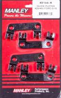"Pushrod Guide Plates - Pushrod Guide Plates - BB Ford / FE - Manley Performance - Manley 5/16"" BB Ford Guide Plate"