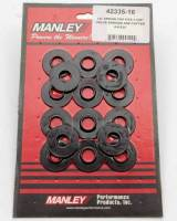 Valve Spring Parts & Accessories - Valve Spring Seat Cups - Manley Performance - Manley 1.660 Spring Cups