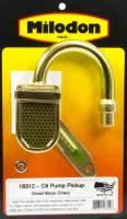 Oil Pump Pick-Ups - SB Chevy Oil Pump Pickups - Milodon - Milodon Oil Pump Pick-Up