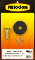 Hardware and Fasteners - Milodon - Milodon Crank Bolt - BB Chevy