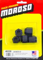 Wheels & Tires - Moroso Performance Products - Moroso 1/2-20 Lug Nuts (5 Pack)