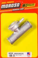 "Radiator Accessories - Radiator Hose Fillers - Moroso Performance Products - Moroso Radiator Hose Filler - 1-1/4"" Hose to 1-1/4"" Hose"