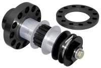 Vacuum Pumps and Components - Vacuum Pump Pulleys - Moroso Performance Products - Moroso SB Ford Vacuum & Dry Sump Pump Drive Kit