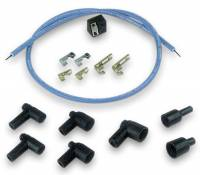 Ignition System, Magnetos - Spark Plug Wire Sets - Moroso Performance Products - Moroso Blue Max Spiral Core Coil Wire Set