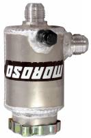 Crankcase Breathers - Air/Oil Separator Tanks - Moroso Performance Products - Moroso Oil/Tank Separator Tank
