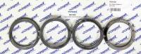 """Recently Added Products - MPD Racing - MPD Racing Two 1/4"""" Spacers Axle Spacer Cone Two 1/2"""" Spacers Aluminum Sprint Car - Kit"""