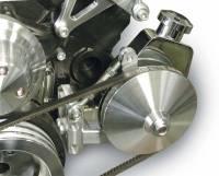 Power Steering Pumps - Power Steering Pump Mounts - March Performance - March Performance 66-77 Saginaw Power Steering Brackt Kit Adjustable
