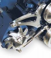 Ignition & Electrical System - March Performance - March Performance 302 Alternator Billet Bracket