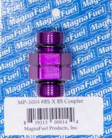 Fittings & Hoses - MagnaFuel - MagnaFuel #8 O-Ring Male Coupler Fitting