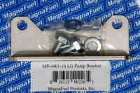 Recently Added Products - MagnaFuel - MagnaFuel Hardware Fuel Pump Bracket Steel Zinc Oxide Magnafuel Pumps - Each