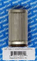 MagnaFuel 25 Micron Fuel Filter Element Stainless Element - Magnafuel Inline Fuel Filters