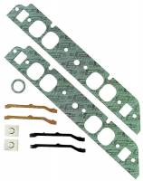 Chevrolet C10 Gaskets and Seals - Chevrolet C10 Intake Manifold Gaskets - Mr. Gasket - Mr. Gasket Intake Gasket - Oval Stock Port