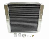 Radiators - Northern Radiators - Northern Radiator - Northern Radiator Custom Aluminum Radiator Kit - 22 x 19 Overall